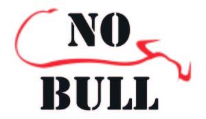 NO-BULL Logo