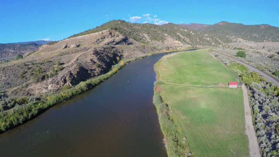 Dewey Park, over one mile of the Upper Colorado River conserved forever by Eagle Valley Land Trust